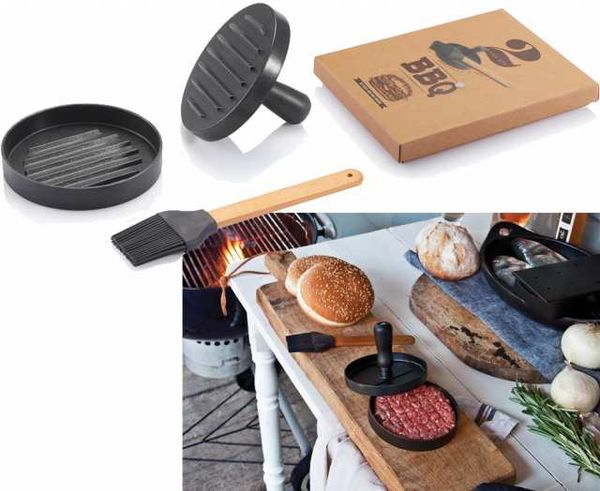Bbq set hamburger XD