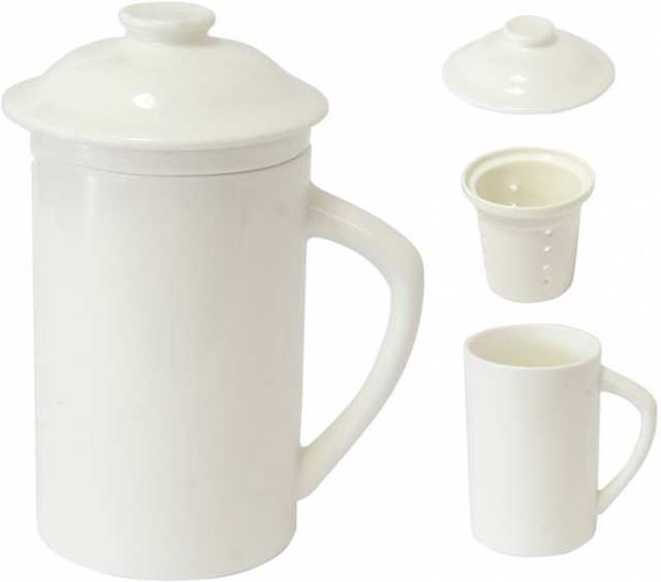 čaj porcelan set